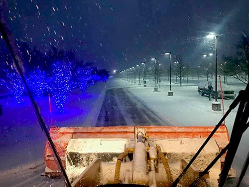 Holiday Lighting / Snow Removel